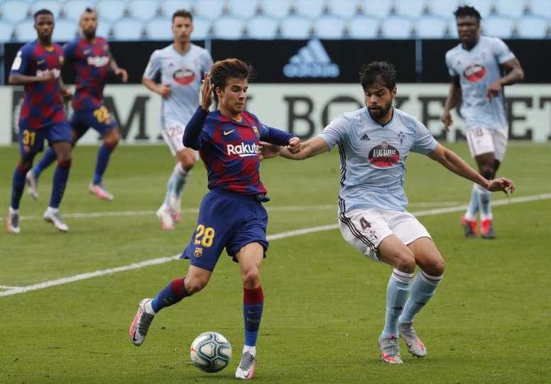 Riqui Puig se queda en el Barcelona