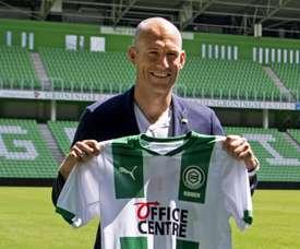 Robben confirmó su vuelta. EFE