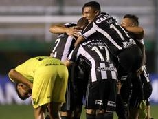 Botafogo fue crítico con la gestión del COVID-19. EFE