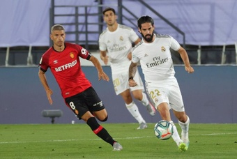 Isco Alarcón wants to regain a leading role at Madrid. EFE