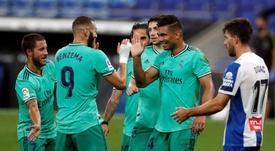 El Madrid puede dejar la Liga sentenciada en su visita a San Mamés. EFE