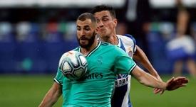 El Real Madrid retomó el liderato. EFE