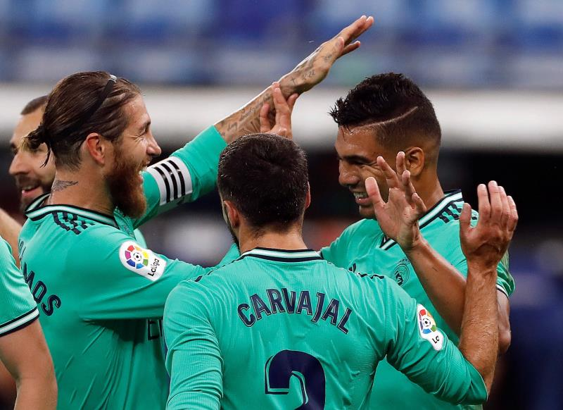 LaLiga table: Real Madrid open two-point gap ahead of Barcelona