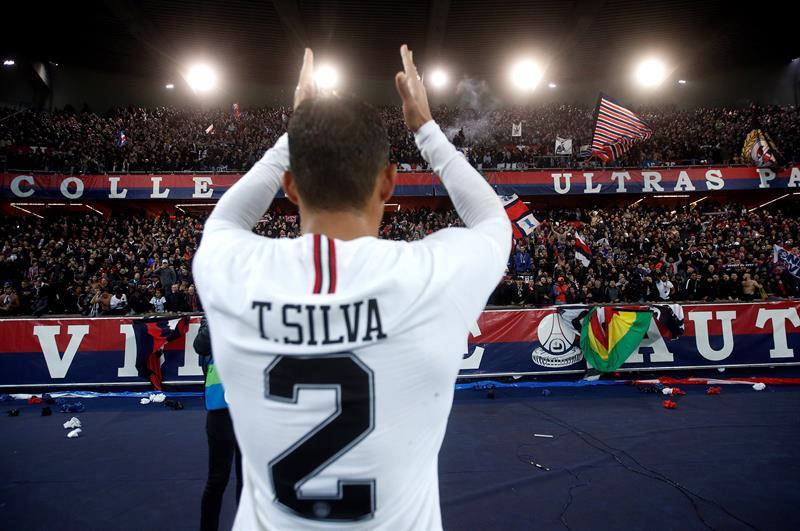 Mercato / Chelsea : madame Thiago Silva sans rancune envers le PSG