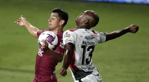 Saprissa superó a Alajuelense en la final. EFE