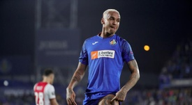 Deyverson could return to La Liga. EFE