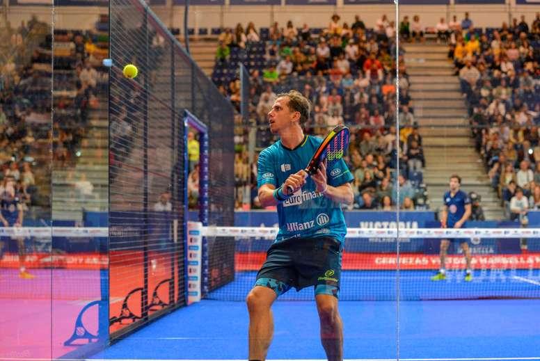 El jugador Francisco Paquito Navarro. EFE/Antonio Paz/Archivo