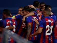 Importantes cambios en el Eibar para acabar la temporada. EFE