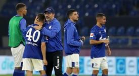 El Gobierno avalará al Schalke 04 con un crédito de 40 millones. EFE/Archivo