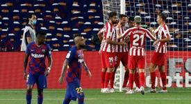A por la Champions con el recuerdo del Camp Nou. EFE