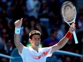 El tenista serbio Novak Djokovic. EFE/Mast Irham/Archivo