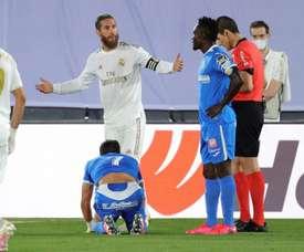 Le Real Madrid sans Ramos ni Carvajal contre Alavés. EFE
