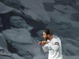 Soria évoque le penalty de Ramos. EFE