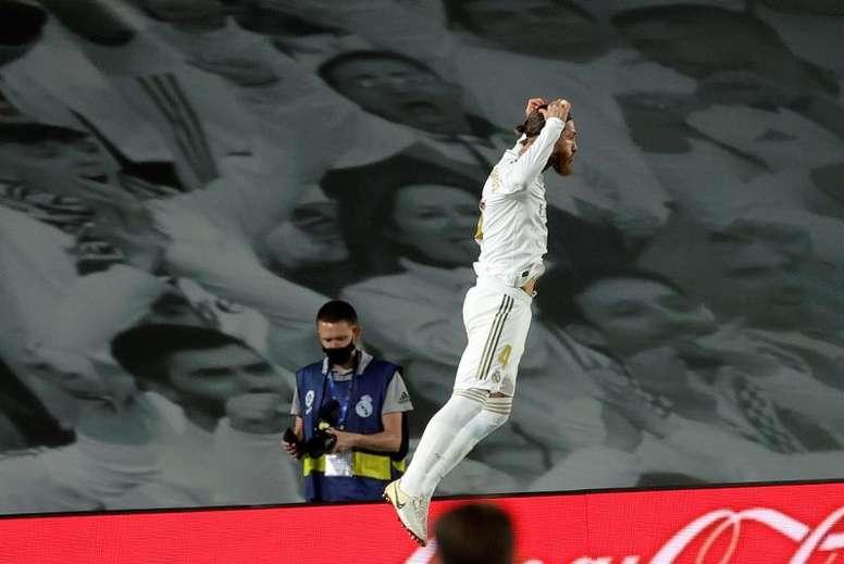Le Real Madrid s'envole vers le titre. EFE