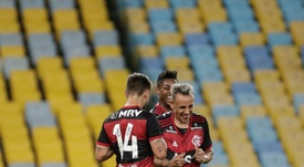 Flamengo elige al discípulo de Guardiola: Torrent será el entrenador. EFE/Antonio Lacerda