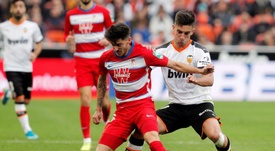 Ferran Torres could leave for free in summer 2021. EFE
