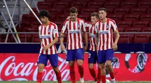 Le formazioni ufficiali di Celta-Atletico Madrid. EFE