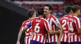 Patrick de Paula estaria na agenda do Atlético. EFE/JuanJo Martín