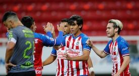 Chivas condena a Monterrey a la repesca. EFE/Archivo