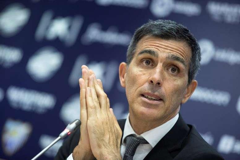 Muñiz ya ha rechazado dos ofertas del Leganés. EFE