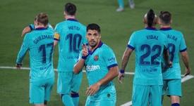 Il Barcellona ritrova la vittoia. EFE