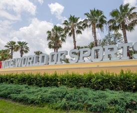 Vista del complejo deportivo Disney Worlds ESPN Wide World en Kissimmee, Florida. EFE/Erik S. Lesser/Archivo