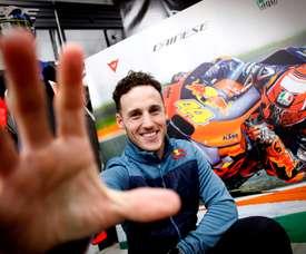 El piloto de MotoGP Pol Espargaró. EFE/Cabalar/Archivo