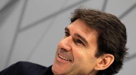 Aitor Karanka defendió a su ex equipo de las críticas. EFE