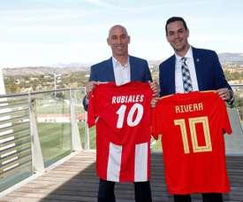 Puerto Rico quiere que el fútbol crezca. EFE