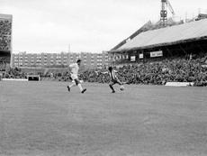 El Atlético nunca olvidará su antigua casa. EFE