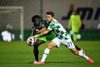 Nunes y Antunes, dos nuevos positivos en el Sporting CP. EFE