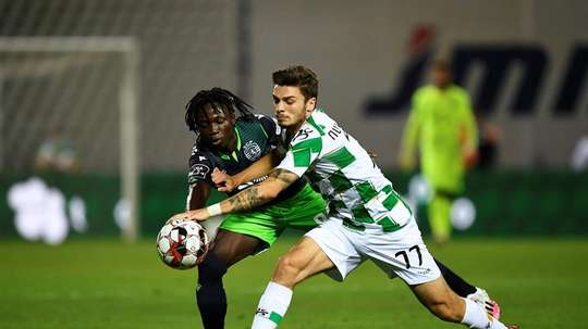 Arsenal willing to pay EUR 45 million for Joelson. EFE
