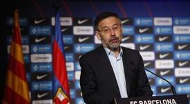La auditoría desvela irregularidades del Barça por el caso de las redes sociales. EFE
