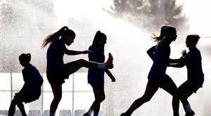 La ACFF quiere profesionalizar su deporte. EFE/Archivo