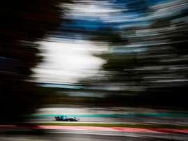 El Gobierno ha declarado el Gran Premio de España de Fórmula 1, que se disputará en Barcelona del 14 al 16 de agosto, acontecimiento de interés público. EFE/Alejandro García/Archivo