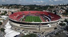 El Paulista regresará el 22 de julio. EFE