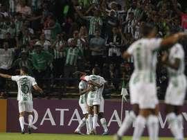 Atlético Nacional y Cali Deportivo , los primeros en entrenar. EFE