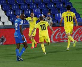 Cazorla sueña con la Champions. EFE/J. Guillén