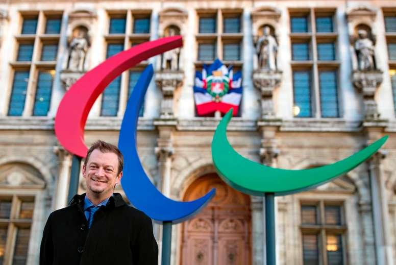El presidente del Comité Paralímpico Internacional, Andrew Parsons. EFE/ Ian Langsdon/Archivo