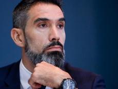 Fernando Sanz, nuevo presidente de la Fundación LaLiga. EFE/Archivo