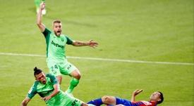 Empate sin goles en Ipurua. EFE