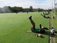 Nacional abre la veda en el fútbol colombiano. EFE