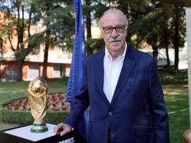 Del Bosque évoque le football actuel. EFE