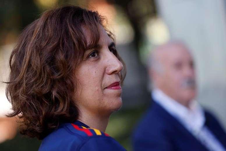 Irene Lozano pidió prudencia y paciencia. EFE