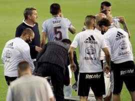 El Celta, a conseguir lo que Osasuna ya tiene. EFE