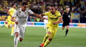 Lucas Vázquez peligra para el duelo con el Inter. EFE