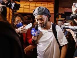 Ronaldinho tem novo pedido de liberdade negado. EFE