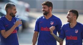 Diego Costa, d'un joueur sur le départ à probable titulaire en Liga. EFE