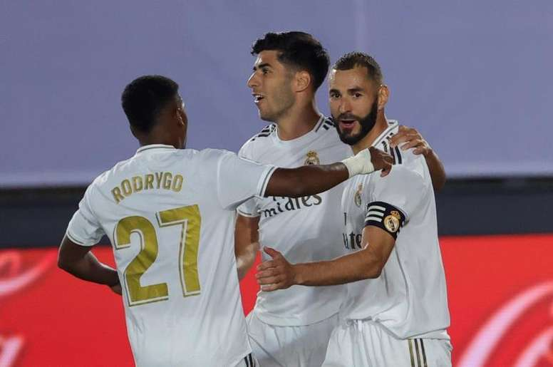 Il Real Madrid vince ancora. EFE