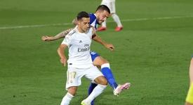 Las posibles alineaciones del Real Madrid-Alavés. EFE